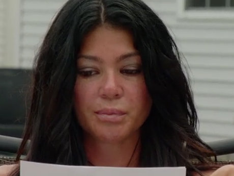 Mob Wives Alicia Letter