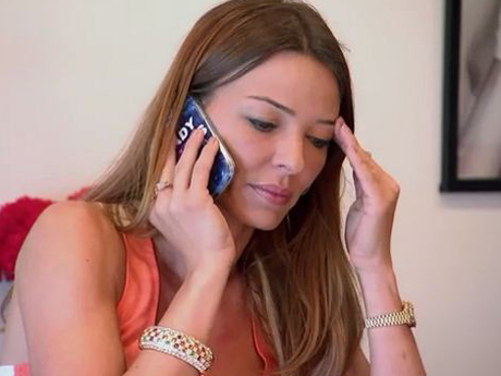 Mob Wives Drita Phone Lee
