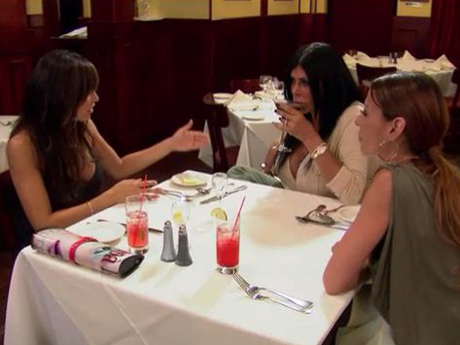Mob Wives Lunch with Natalie