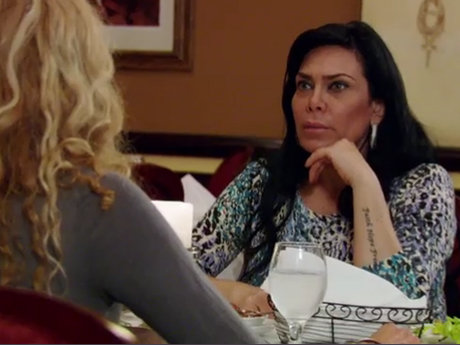Who is renee dating on mob wives