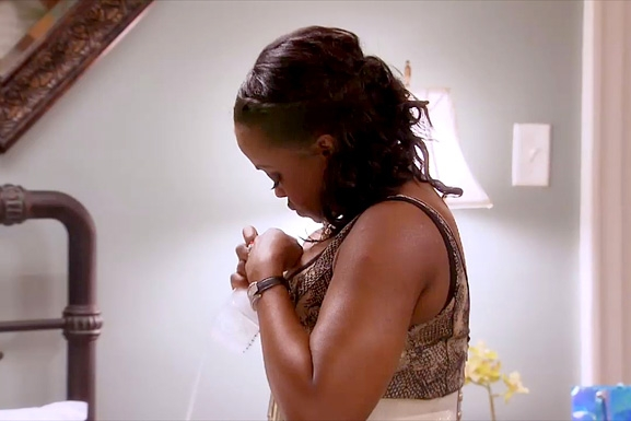 RHOA Phaedra Breast Pump