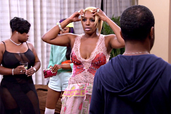 RHOA S6 Ep13 NeNe Fight