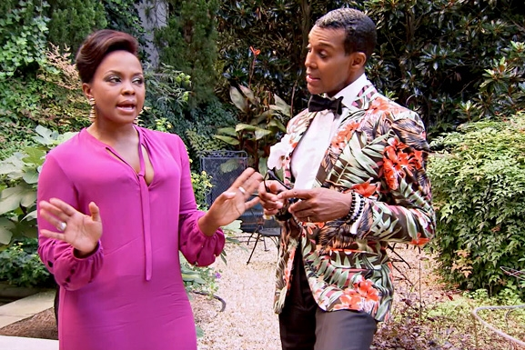 RHOA S6 Ep13 Phaedra Event Planning