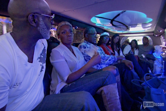RHOA S6 Ep17 Peter Messy Bus